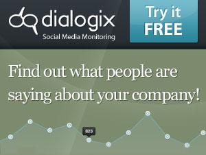 dialogix social media monitoring